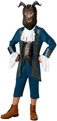 Rubie\'s Costume ufficiale Disney Bestia, ispirato al film La Bella e la Bestia