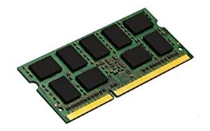 Kingston Technology ValueRAM 8GB 1600MHz DDR3L PC3-12800 ECC CL11 1.35V SODIMM Notebook Memory KVR16LSE11/8