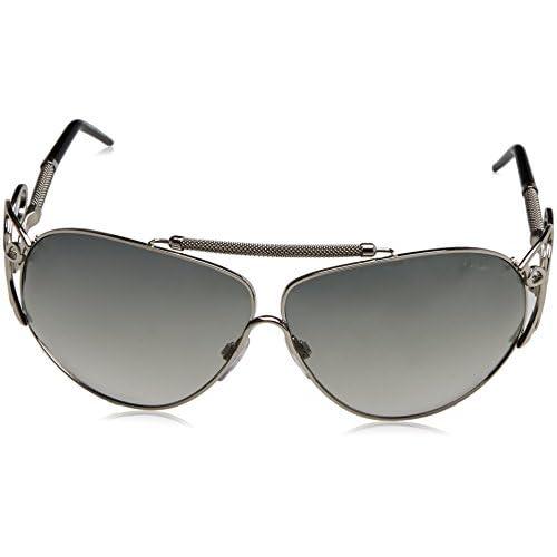b71239b778 Roberto Cavalli RC850S, Gafas de Sol para Mujer, Silver Grey, 70 Barato