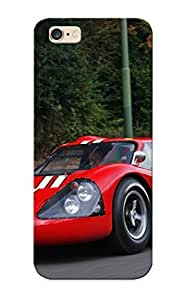 Ideal QueenVictory Case Cover For Iphone 6 Plus(1967 Ford Gt40 Mkiv Race Racing Supercar ), Protective Stylish Case