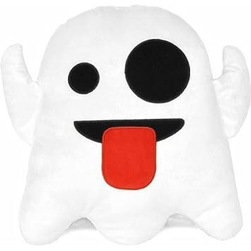 Amazon.com: emojipals almohada, Poliéster, Ghost, L: Home ...