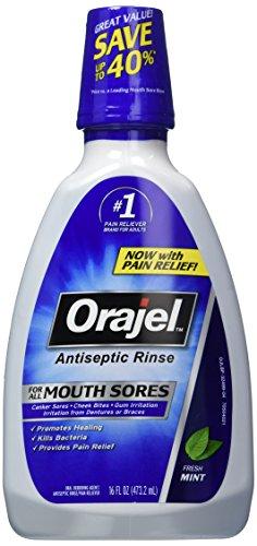 Image result for orajel mouthwash