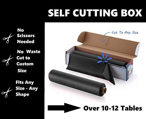 Amazon.com: Mantel desechable de plástico duradero para ...