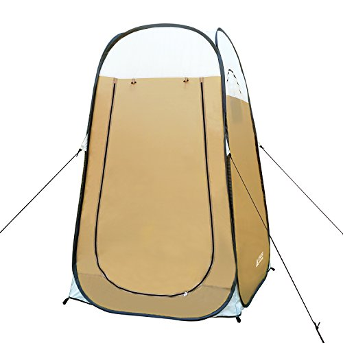 Leader Accessories Pop Up Shower Tent Dressing Changing T...