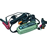 Battery Charger, Portable 120 Vac Input Max 4.3A Charge Rate Splash & Dust Proof