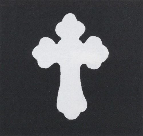 Buy morris costumes stencil cross brass
