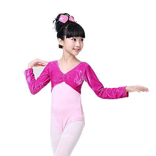G-Real Toddler Kids Girls New Gymastics Leotard Dance Ballet Training Bodysuit Dancewear Outfit
