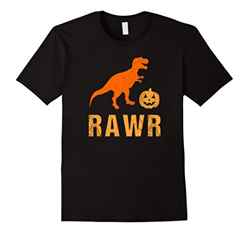Mens T Rex Dinosaur Halloween Shirt Costume Funny Gift for Kids Small (Funny Group Halloween Costumes For Guys)