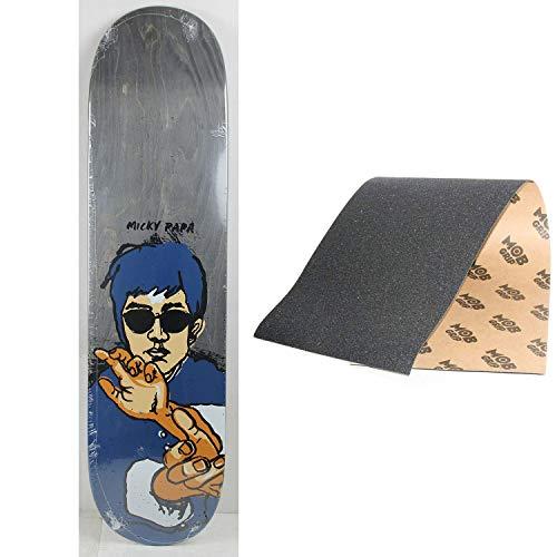 "Blind Skateboard Deck Rider Stock D4 Micky Papa 7.9"" x 31.4"" Impact/Mob Grip"