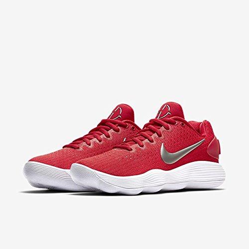 Nike Dames Hyperdunk Basketbalschoenen 2017 Low Tb Rood 897812 601 Maat 8