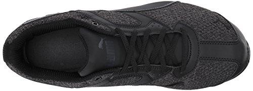 PUMA Herren Tazon 6 Knit Sneaker Puma Schwarz-Asphalt
