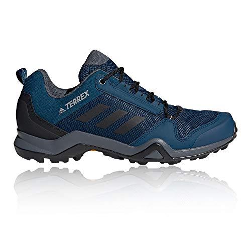 adidas Terrex AX3 Walking Shoes - AW19-8 - Multicolour (Legend Marine/Core Black/Onix Bc0527)