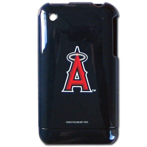 - Los Angeles Anaheim Angels MLB for Apple iPhone 3 3G 3GS Faceplate Hard Protector Snap On Case fits AT&T Wireless