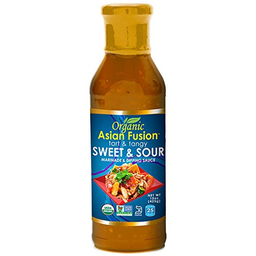 Asian Fusion Sweet & Sour Sauce, 15 Ounce from Asian Fusion