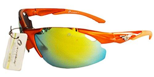 Orange Oxigen de Multicoloured soleil Homme Lunettes vqXOqxwSC