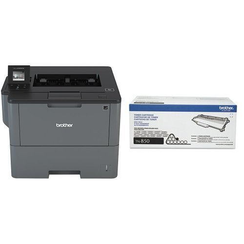 Brother HLL6300DW and TN850 Toner - Tn 570 Brother Toner