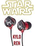 Star Wars Episode 7 The Force Awakens Kylo Ren Earbuds