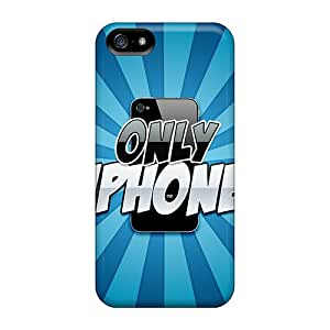 Premium Only Iphone Back Cover Snap On Case For Iphone 5/5s
