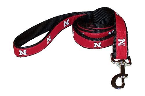 NCAA Nebraska Cornhuskers Dog Leash, Small
