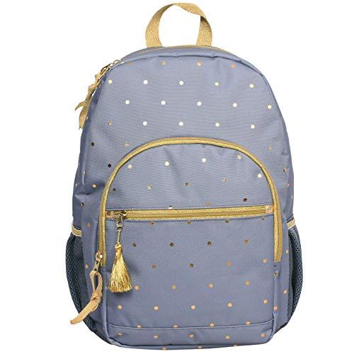 - Cat & Jack Kids' Backpack - Gold Dot, 17