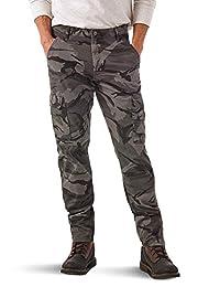 Wrangler Mens Authentics Men's Regular Tapered Cargo Pants