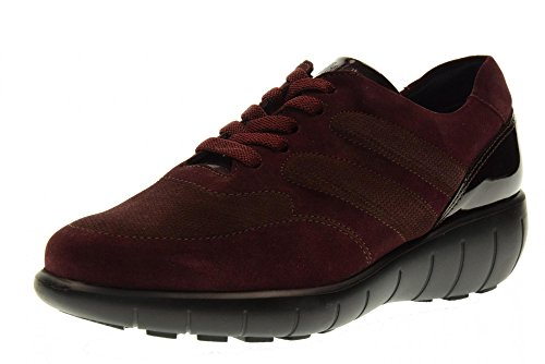 CALLAGHAN baskets basses femmes 11608.3 Bordeaux BrOcDeSO