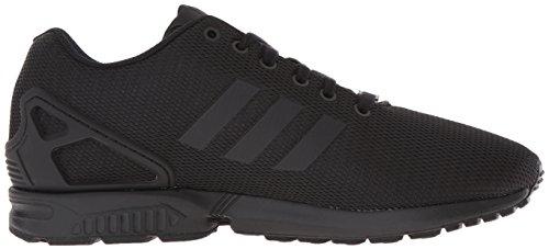 Adidas Mens Zx Flux Mode Gymnastiksko Svart / Svart / Mörk Skiffer