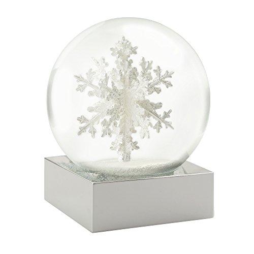 Snowflake Cool Snow Globe by CoolSnowGlobes (Fractal Snowflake)