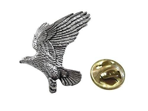 Eagle Bird Lapel Pin