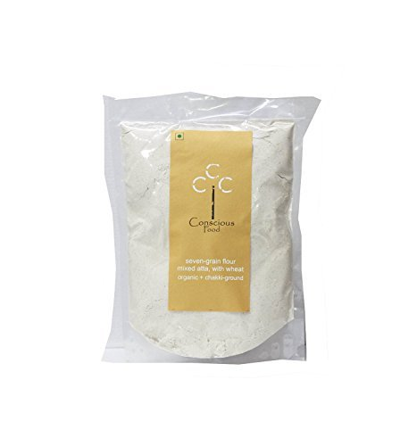 Conscious Food Seven Grain Flour-500g by CONSCIOUS FOOD