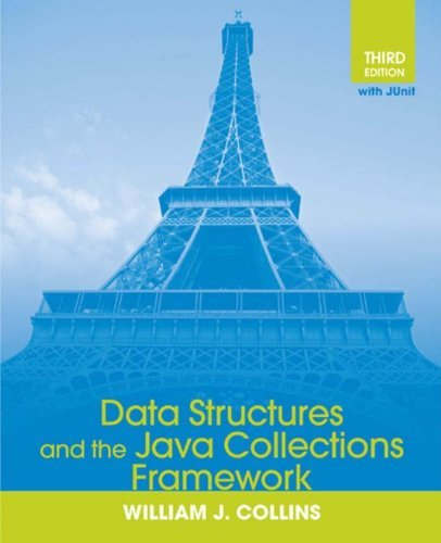 Download Data Structures and the Java Collections Framework, 3rd Edition Pdf