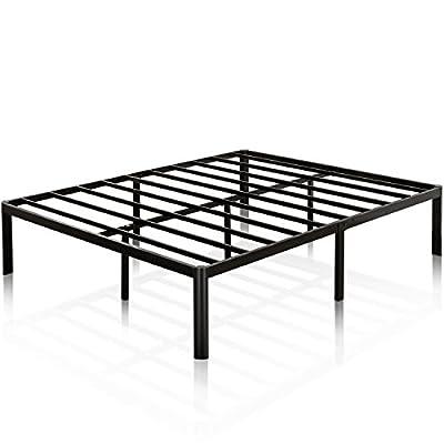 Zinus 16 Inch Metal Platform Bed Frame with Steel Slat Support/Mattress Foundation from Zinus