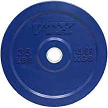 VTX Colored Bumper / Training Plate Weight: 35 lbs