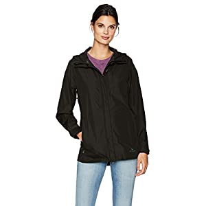 White Sierra Guide 2.5 Layer Jacket, Black, Medium