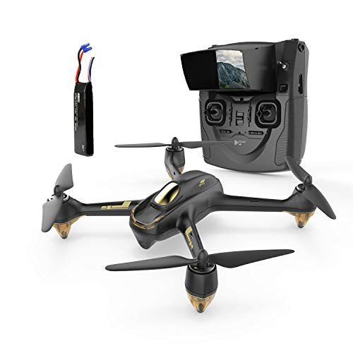 - Hubsan H501S X4 BRUSHELESS FPV Quadcopter Drone 1080p Camera GPS Automatic Return Altitude Hold Headless Mode(Black)