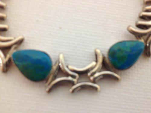 Chrysocolle-Bracelet Femme-Argent 925/1000