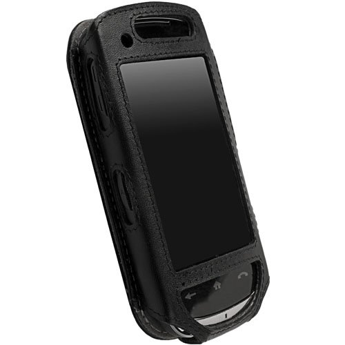 Krusell CABRIOLET Multidapt Leather Case for Samsung Instinct HD
