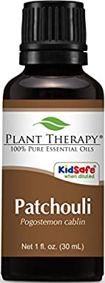 Plant Therapy Patchouli Essential Oil 100% Pure, Undiluted, Therapeutic Grade