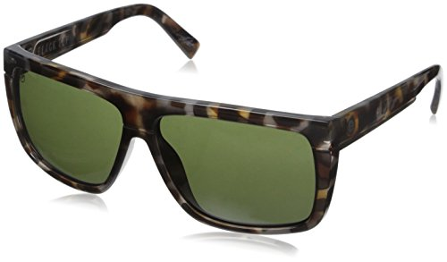 Electric Visual Black Top Vintage Tortoise/OHM Grey - Electric Top Black Sunglasses