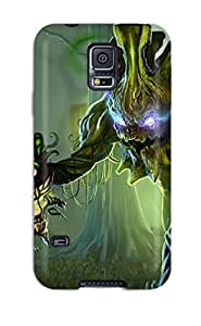Evelyn C. Wingfield's Shop 4089741K88222946 Galaxy S5 Hard Back With Bumper Silicone Gel Tpu Case Cover League Of Legends