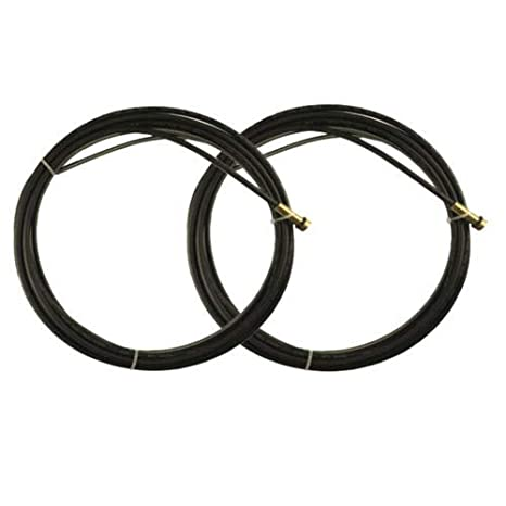 2 pcs Mig Welding Liner 42-4045-15 Tweco #1//#2 /& Lincoln 250L 035-045 15 Replacement