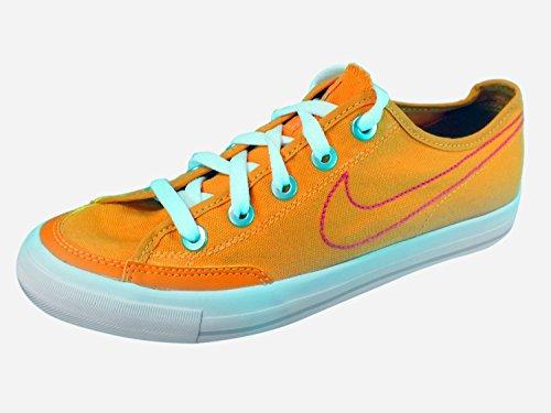 nike dunk tremblement de terre pourpre - WMNS Nike Go CNVS 443928 801 Orange: Amazon.de: Sport & Freizeit
