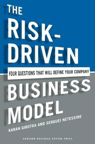 risk driven business model - 1