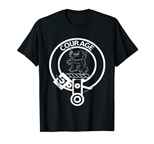 Clan Cumming T-Shirt Scotland Scottish Surname Graphic Tee