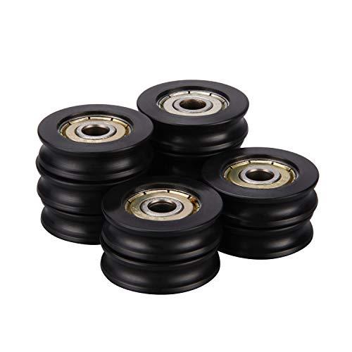 Buy ball bearing wheels nylon