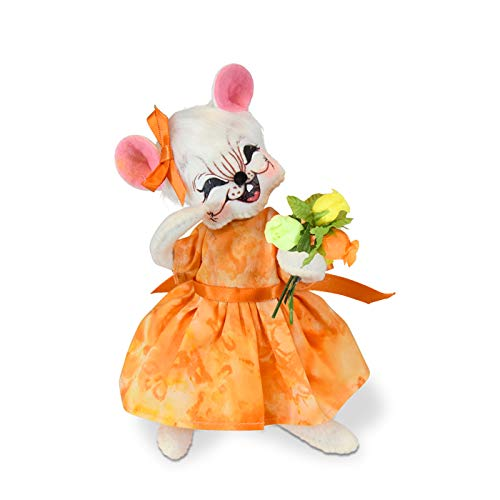 Annalee 6in Sunny Day Bouquet Mouse