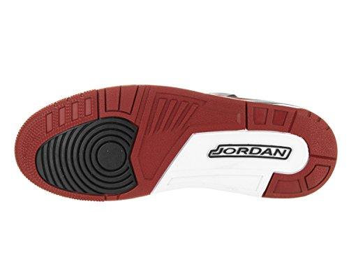 Jordan Nike Hommes Sc-3 Basket Chaussure Anthracite Blanc Noir Gym Rouge 012