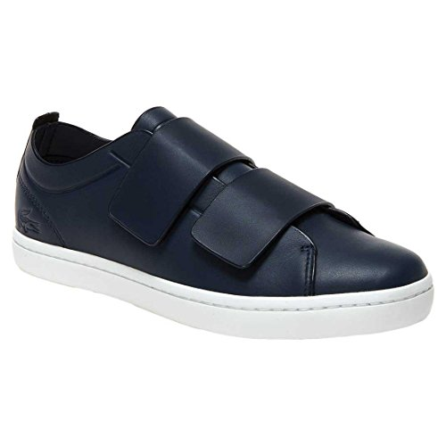 Lacoste Womens Straightset Strap 118 1 Caw Sneaker Navy/White sGRtf9iD