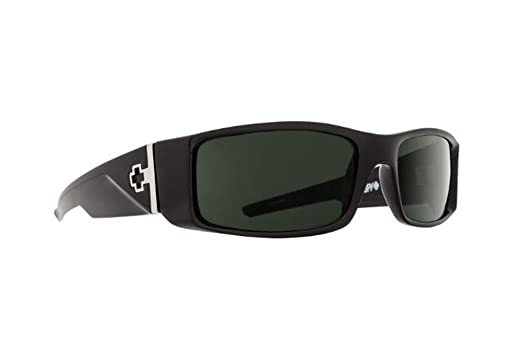 Spy Optic Hielo Wrap - Gafas de sol, negro (Negro/Gris ...