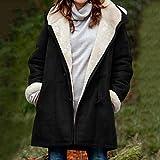 YAnGSale Women's Winter Down Jacket Warm Plush